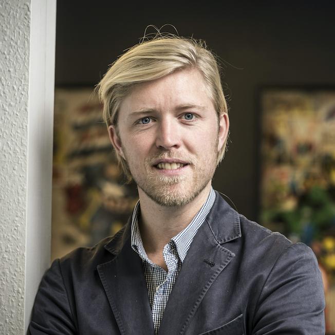 Simon P, Spinnaker Nordic.