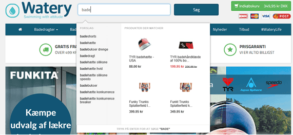 case god konverteringsrate shopify webshop seo