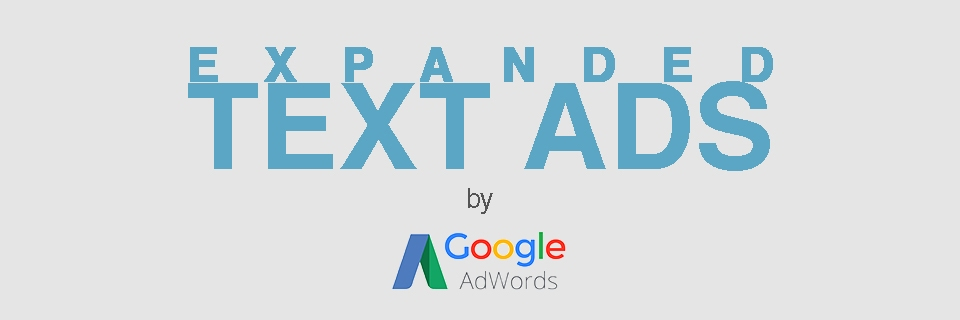 Google Expanded Text Ads Banner