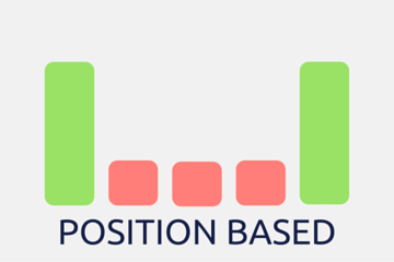 position based attribution modeling