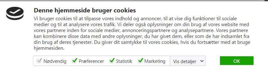 Cookieinformation
