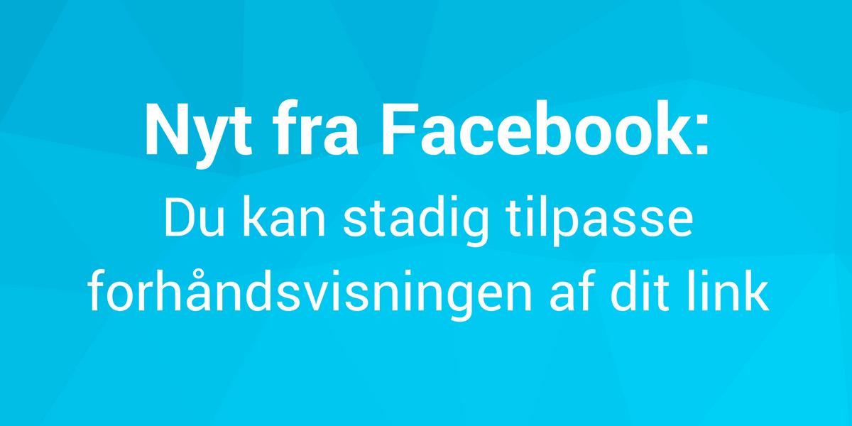 Rediger-link-facebook-opslag