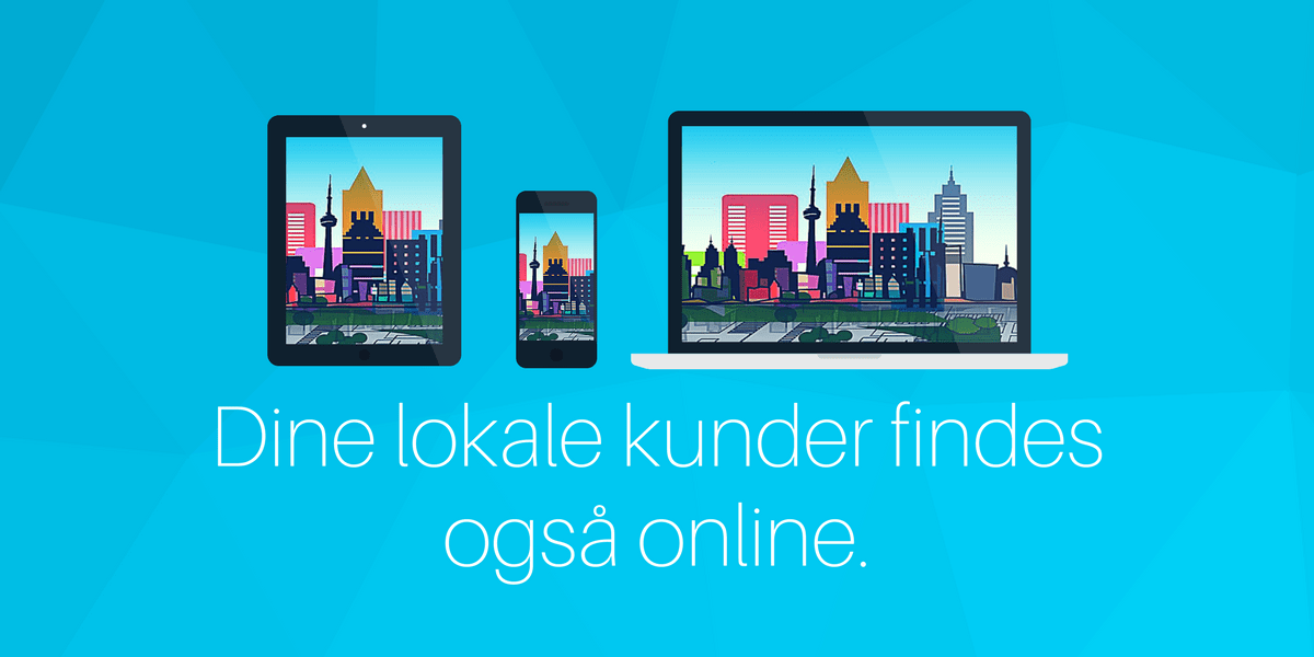 Lokal markedsfoering - google places - google my business