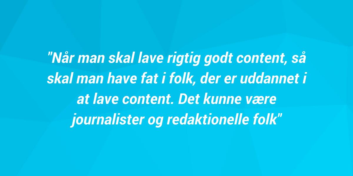 Thomas Røhr Kristiansen - Spincast episode 19 - Content Marketing og Inbound