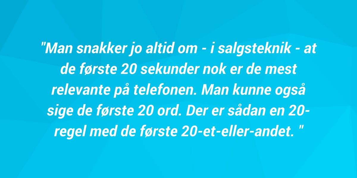 Alexander Hjort - Spincast - Episode 27 - Tips og tricks til telemarketing
