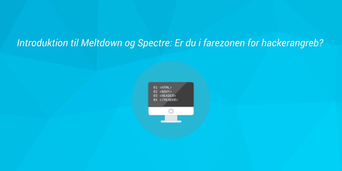 Meltdown - Spectre - Intel CPU