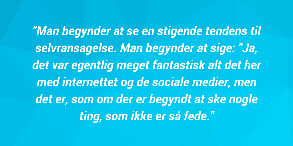 Peter Svarre - Techlash - Det Store SoMe paradigmeskifte - Spincast - Episode 32