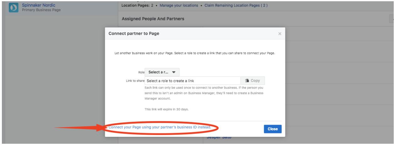 1 4 Giv andre adgang til Facebookside