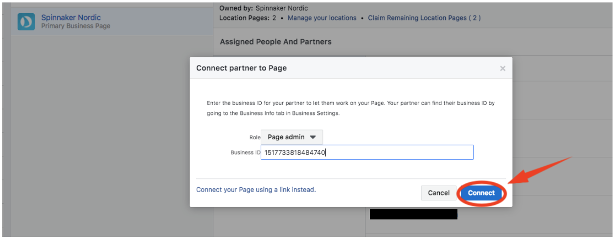 1 6 Giv andre adgang til Facebookside